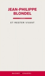 """Couverture du livre : """"Et rester vivant"""""""