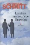 """Couverture du livre : """"Les deux messieurs de Bruxelles"""""""
