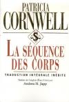 """Couverture du livre : """"La séquence des corps"""""""