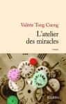 """Couverture du livre : """"L'atelier des miracles"""""""