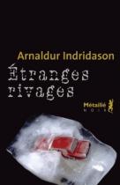 """Couverture du livre : """"Étranges rivages"""""""