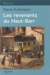 """Couverture du livre : """"Les revenants du Haut-Barr"""""""