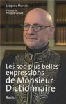 """Couverture du livre : """"Les 500 plus belles expressions de Monsieur Dictionnaire"""""""