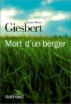 """Couverture du livre : """"Mort d'un berger"""""""