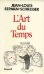 """Couverture du livre : """"L'art du temps"""""""