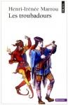 """Couverture du livre : """"Les troubadours"""""""