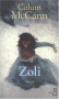 """Couverture du livre : """"Zoli"""""""