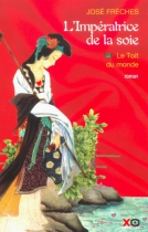 """Couverture du livre : """"Le toit du monde"""""""