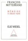 """Couverture du livre : """"Mémoire à deux voix"""""""