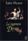 """Couverture du livre : """"Le jugement dernier"""""""