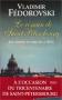 """Couverture du livre : """"Le roman de Saint-Pétersbourg"""""""