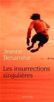 """Couverture du livre : """"Les insurrections singulières"""""""