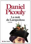 """Couverture du livre : """"La nuit de Lampedusa"""""""