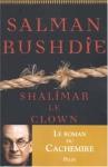 """Couverture du livre : """"Shalimar le clown"""""""