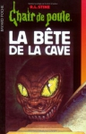 """Couverture du livre : """"La bête de la cave"""""""