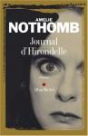 """Couverture du livre : """"Journal d'Hirondelle"""""""