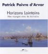 """Couverture du livre : """"Horizons lointains"""""""