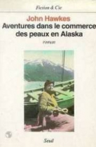 """Couverture du livre : """"Aventures dans le commerce des peaux en Alaska"""""""