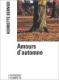 """Couverture du livre : """"Amours d'automne"""""""