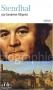 """Couverture du livre : """"Stendhal"""""""