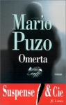 "Couverture du livre : ""Omerta"""
