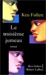 """Couverture du livre : """"Le troisième jumeau"""""""