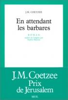 """Couverture du livre : """"En attendant les barbares"""""""