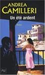 """Couverture du livre : """"Un été ardent"""""""