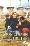 """Couverture du livre : """"Mon chemin mène au Tibet"""""""