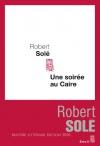 """Couverture du livre : """"Une soirée au Caire"""""""