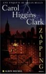 """Couverture du livre : """"Zapping"""""""