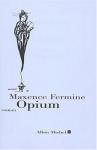 """Couverture du livre : """"Opium"""""""