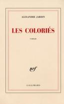 """Couverture du livre : """"Les Coloriés"""""""