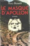 """Couverture du livre : """"Le masque d'Apollon"""""""