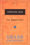 """Couverture du livre : """"Les Égyptiennes"""""""