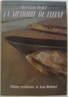 """Couverture du livre : """"La mémoire du fleuve"""""""