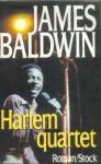 """Couverture du livre : """"Harlem quartet"""""""