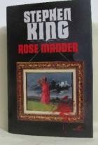 """Couverture du livre : """"Rose Madder"""""""