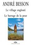 """Couverture du livre : """"Le village englouti"""""""