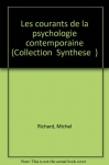"""Couverture du livre : """"Les courants de la psychologie contemporaine"""""""