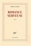 """Couverture du livre : """"Romance nerveuse"""""""
