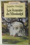 """Couverture du livre : """"Les amants du Mississipi"""""""