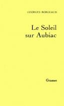 """Couverture du livre : """"Le soleil sur Aubiac"""""""