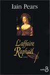 """Couverture du livre : """"L'affaire Raphaël"""""""
