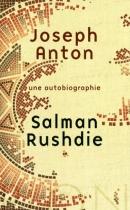 """Couverture du livre : """"Joseph Anton"""""""