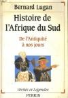 """Couverture du livre : """"Histoire de l'Afrique du Sud"""""""