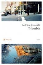 """Couverture du livre : """"Triburbia"""""""