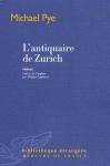 """Couverture du livre : """"L'antiquaire de Zurich"""""""