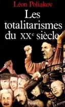 """Couverture du livre : """"Les totalitarismes du XXe siècle"""""""