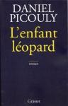 """Couverture du livre : """"L'enfant léopard"""""""
